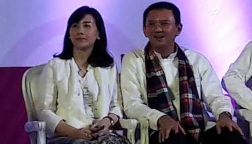 Ditanya Alasan Ahok Gugat Cerai Veronica Tan, Ini Jawaban Pengacara