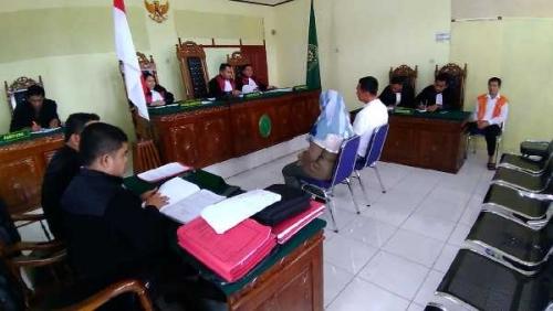Kasus Matinya Harimau Sumatera di Kuansing, Saksi Ahli Sebut Jerat yang Dipasang Bukan untuk Babi