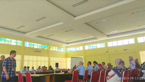 Cek Kesiapan Embarkasi Haji, Tim Kemenag Datang ke Riau