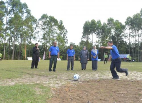 Unilak Gelar Kompetisi Sepakbola se-Riau