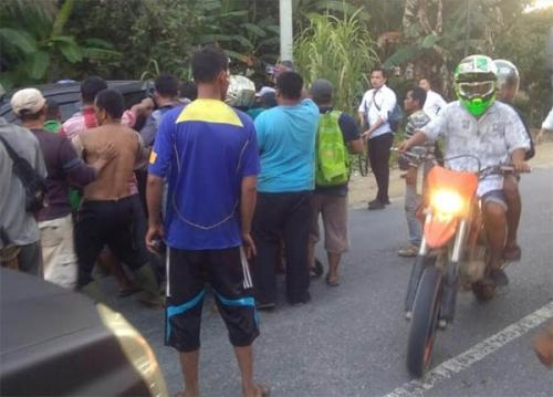 Kapolres Pelalawan Tegaskan Tak Ada Bentrok Polisi dengan Masyarakat