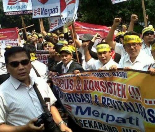 Merasa Dibohongi, Eks Karyawan PT Merpati Nusantara Ajukan Pailit ke Pengadilan Niaga