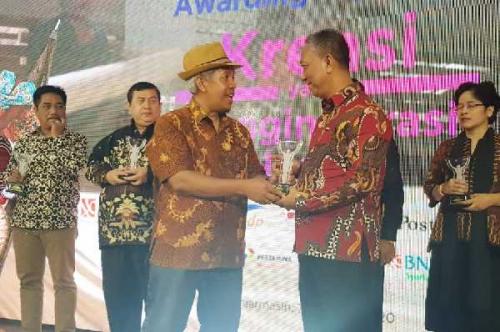 Majalah UIRNews Raih Gold Winner di InMA SPS Pusat