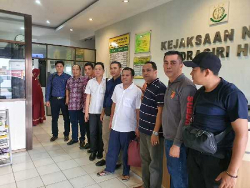 Dua Petinggi PT Teso Indah Segera Diadili, Polda Riau akan Kawal Proses Persidangan