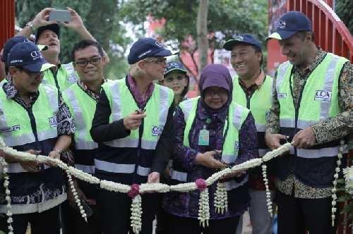 Targetkan Tanam 50 Ribu Pohon di Jateng, CCAI Luncurkan Coca-Cola Forest Ketiga