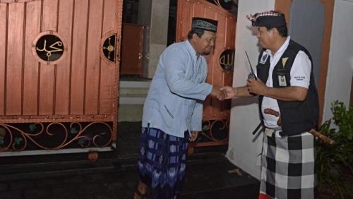 Saat Nyepi, Kumandang Azan Tanpa Pengeras Suara di Bali