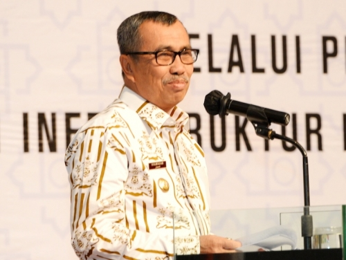 Maksimal Keunggulan Daerah dan Cetak SDM Berdaya Saing di Riau, Ini yang Akan Dilakukan Syamsuar