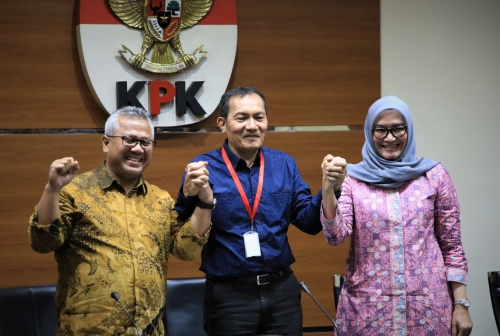 KPK: Tingkat Kepatuhan LHKPN Anggota Legislatif Daerah di Riau Masih Rendah
