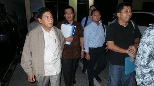 Diperiksa Atas Tuduhan Penghasutan, Bupati Achmad : Saya Jadi Tersangka Karena Membela Hak Rakyat
