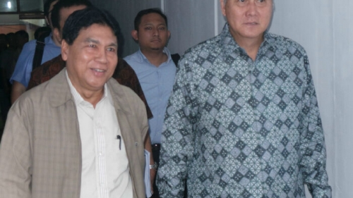 Denny Kailimang : Penetapan Status Tersangka Bupati Achmad Itu Sambutan! Kita Lihat Prosesnya
