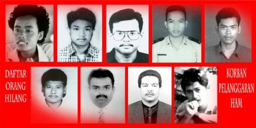 13 Orang Hilang Saat Tragedi 1998 Belum Juga Ditemukan, Ini Foto-fotonya