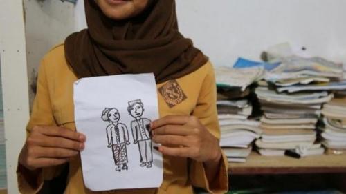 Sinar Ngotot Nikahkan Putrinya yang Masih SD, Ternyata Ini Alasannya