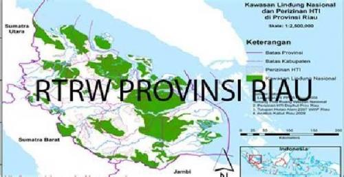 Perda RTRW Riau Disahkan, Asri Auzar: Hari Ini Atau Besok, Sudah Bisa Digunakan Untuk 20 Tahun Kedepan