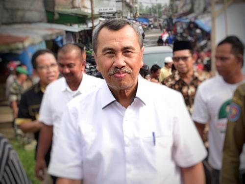 Menteri Rini Sebut BUMD Riau Bisa Ikut Kelola Blok Rokan, Ini Tanggapan Gubri Syamsuar
