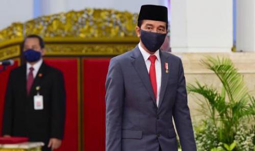 Jokowi Ajak Berdamai dengan Covid-19, Kata Pihak Istana Ini Maksudnya