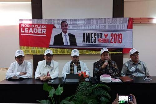 Puluhan Ulama dan Aktivis Islam Deklarasikan Anies Baswedan Capres 2019, Ini Pertimbangannya