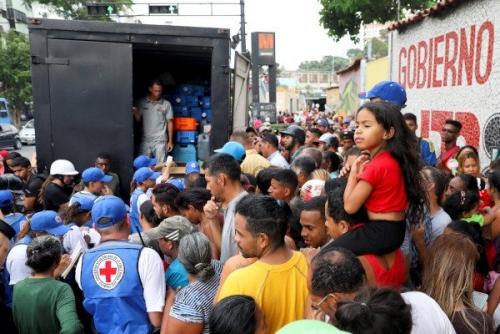 Krisis Kemanusiaan, 4 Juta Rakyat Venezuela Tinggalkan Negaranya