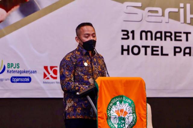 Gapki Riau Sayangkan Polemik Ujian SD Disusupi Kampanye Negatif Sawit