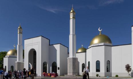 Jumlah Masjid di AS Meningkat 31 Persen dalam 10 Tahun Terakhir, Ini Penyebabnya