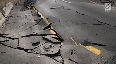 Gempa Magnitudo 7,1 Guncang Maluku Utara, Sempat Diumumkan Peringatan Dini Tsunami