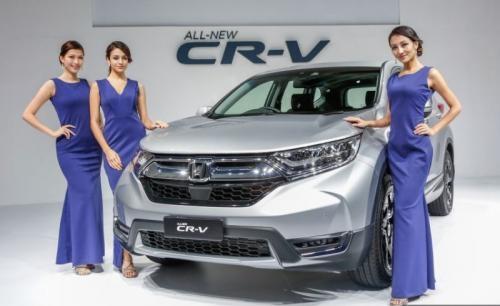 Ada Kegagalan Fungsi Komponen, Honda Tarik 12.911 Unit CR-V di Indonesia