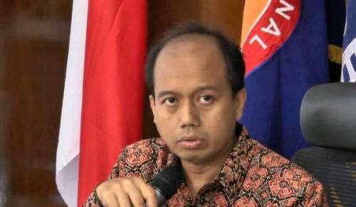 Kepala BNPB: Sutopo Dimakamkan Seperti Militer