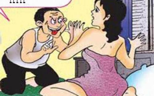 Mabuk, Pemuda di Pekanbaru Coba Perkosa Istri Orang