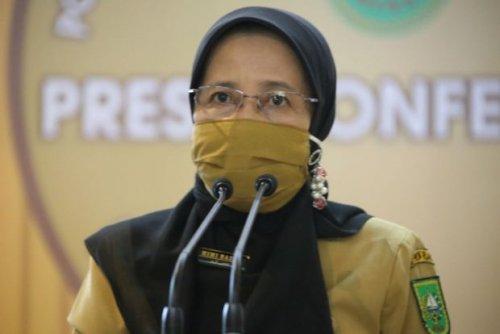 Satu Pasien dari Klaster Palembang Dinyatakan Sembuh