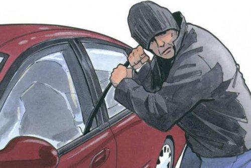 Polsek Tampan Tangkap Pemuda Pencuri Mobil yang Menjualnya Melalui Medsos