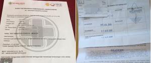 Hasil Swab PCR TSS WNA asal Malaysia di Pekanbaru Dua Kali Negatif Covid-19