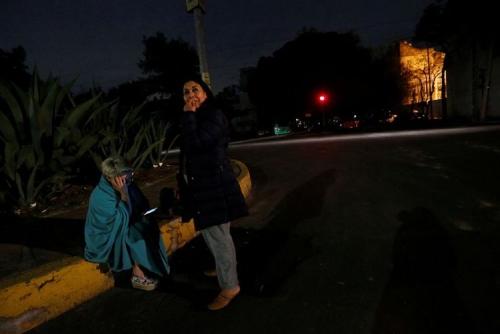 Gempa 8,4 SR Guncang Meksiko, Terdahsyat Sejak 1985