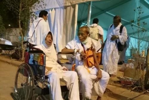 Mengharukan, Suami-Istri Asal Sukoharjo Wafat di Makkah Usai Melontar Jumrah