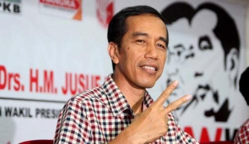 Langit Pekanbaru Cerah, Warga: Jangan-jangan karena Pak Jokowi Mau Datang