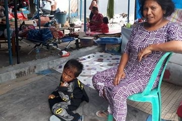 Usai Digulung Tsunami, Subaini Kehilangan Anak Gadis dan Bayinya
