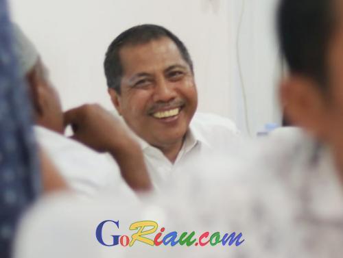 Pilkada Siak 2020, Tengku Said Hamzah Orang ke-5 yang Daftar ke Partai Nasdem