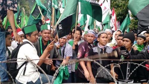Tengah Malam, Polisi Tangkap Sekjen PB HMI Terkait Demo 4 November