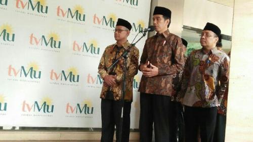 Jokowi Sempat Terdiam 15 Detik Sebelum Menegaskan Tak Akan Lindungi Ahok