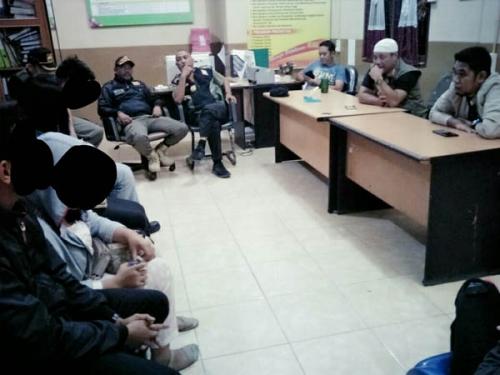 Satpol PP Pelalawan Gerebek Tiga Pasangan Kumpul Kebo di Wisma Sarinah