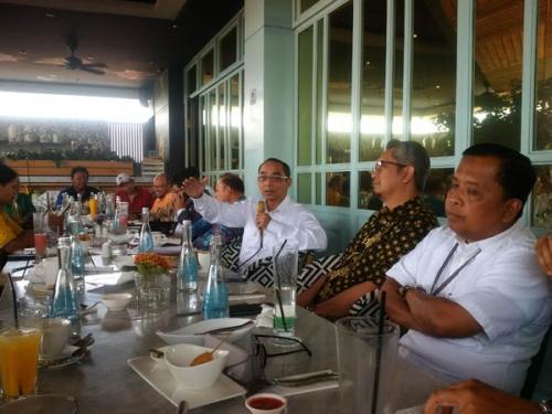 SKK Migas Gelar Pertemuan dengan Media, Bahas Upaya Peningkatan Produksi Migas