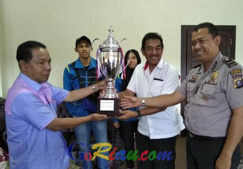Juara Umum Kejurnas dengan 10 Medali Emas, KONI Riau Optimis Anggar Sukses di PON 2020