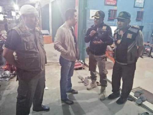 Razia Warnet di Pangkalan Kerinci, Selain Buka Lewat Ketentuan, Pemilik Tak Dapat Tunjukkan Izin