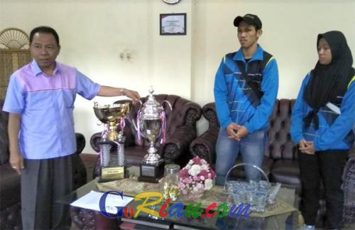 KONI Riau Rencanakan Atlet Anggar Berprestasi Tryout ke Singapura untuk Persiapan PON 2020