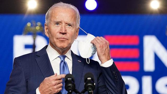 Joe Biden Sering Sebut Ayahnya Saat Pidato, Ini Kisah Pahit Hidupnya
