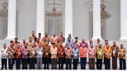 Plt Gubernur Riau Hadiri Silaturahim Nasional Bersama Presiden dan Wakil Presiden RI