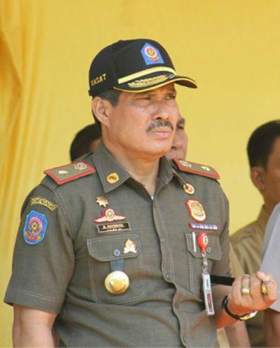 Kepala Satpol PP Riau Imbau Masyarakat Hormati Norma-norma Sosial yang Berlaku