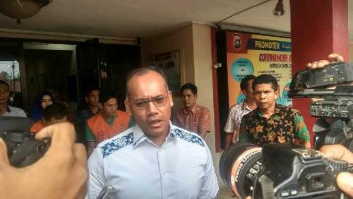 Kasatpol PP Kampar dan 2 Anak Buahnya Jadi Tersangka Pasca Operasi Tangkap Tangan Polda Riau