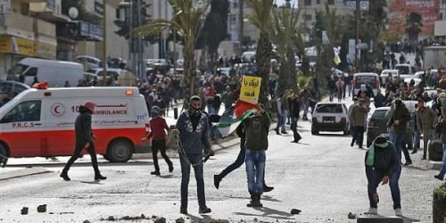 Perang Pecah di Gaza Beberapa Jam Setelah Donald Trump Umumkan Yerusalem Ibu Kota Israel