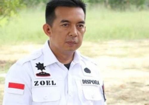 Dispora Kota Dukung KONI Pekanbaru Tuan Rumah Porprov X Riau 2021