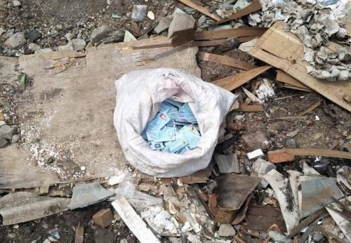 Warga Temukan Ratusan Keping KTP Elektronik dalam Karung di Sawah, Ini Dugaan Polisi