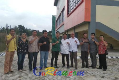 Meski Layak untuk Porprov X, Tim Validasi KONI Riau Nilai Venue Pekanbaru Sport Center Masih Perlu Perbaikan